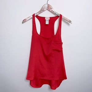love...ady Red Tank Top